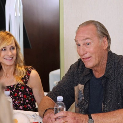 Incredibles 2 Interview with Craig T. Nelson and Holly Hunter
