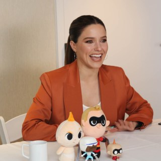 """Incredibles 2 Interview with Sophia Bush (voice of """"Voyd"""") #Incredibles2Event"""