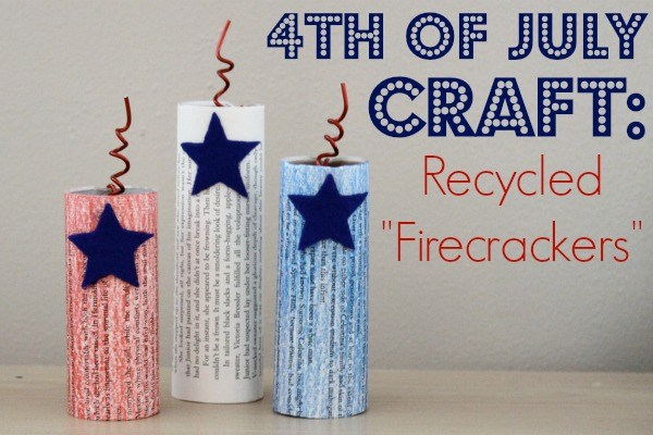 Patriotic Crafts, DIY Projects, and Food