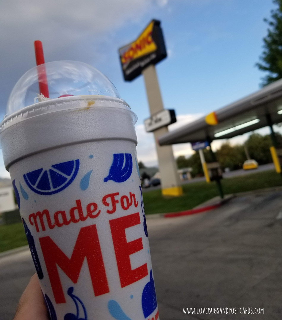 Cookie Jar Shakes at Sonic Drive-In + $25 Gift Card Giveaway