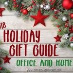 Holiday Gift Guide 2018 – Home and Office