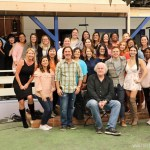 Set visit of ABC's The Kids Are Alright + meeting Caleb Foote, Michael Cudlitz and more