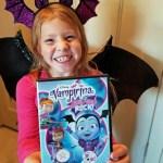 Disney's Vampirina: Ghoul Girls Rock! on DVD