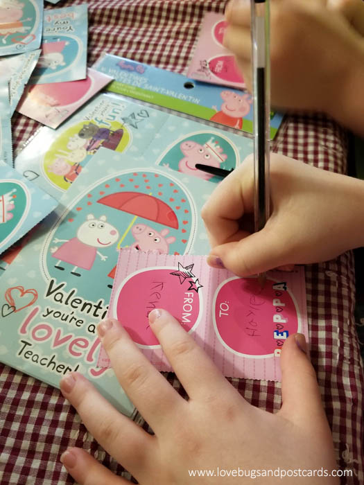 Valentine's Fun with Peppa Pig