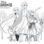 Disney Frozen Olaf Build a Snowman Printable