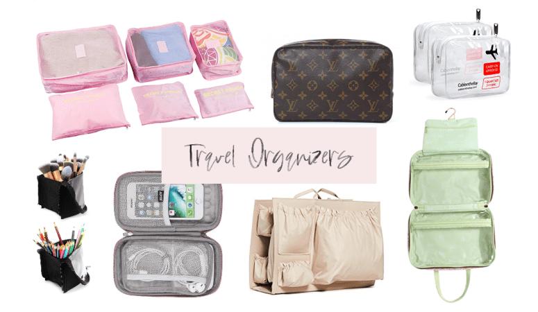 Favorite Travel Organizers