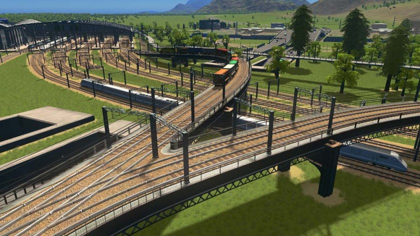 Guide to Efficient City Cargo Trains - Love Cities: Skylines