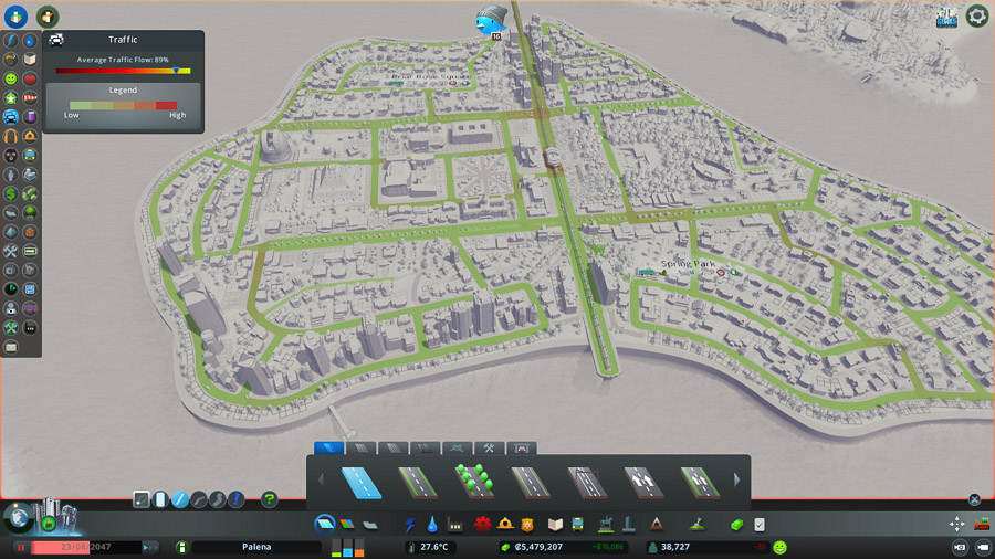 Good Traffic Management Guide - Love Cities: Skylines