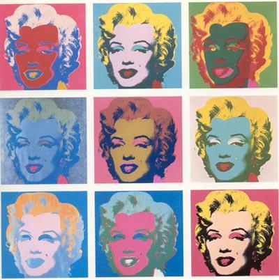 Any Warhol Print