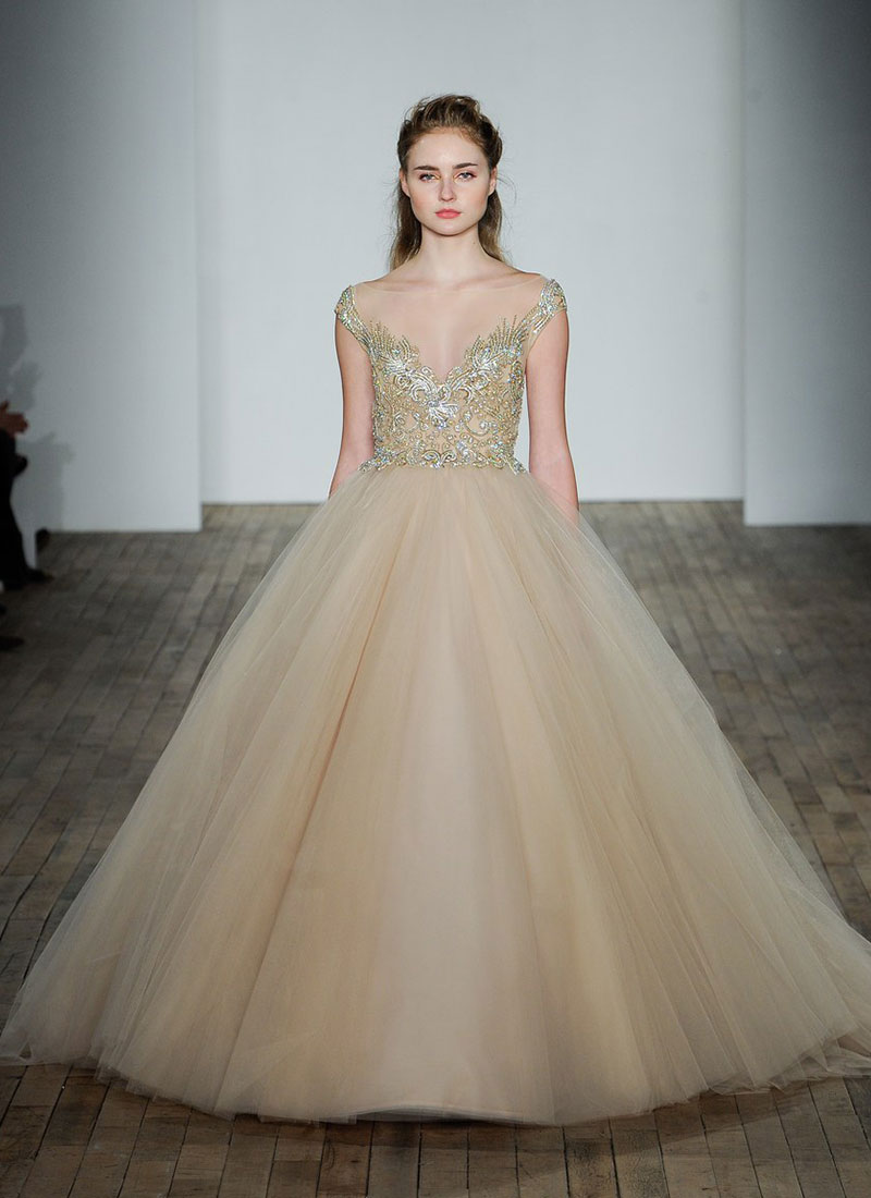 Designers Bridal Gowns From Hayley Paige Matthew