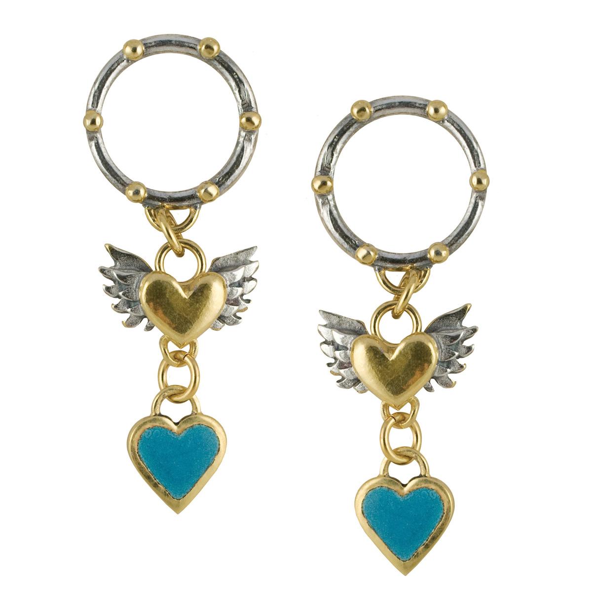 Frida Porthole Earrings