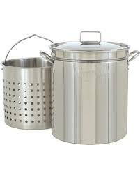 Bayou Classic Stainless Steel Stockpot