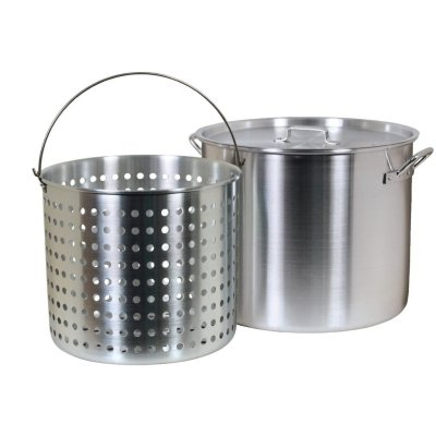 Brinkmann Boiling Pot Review | Turkey Frying Pots