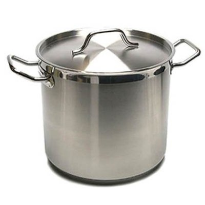 New Professional Stainless Steel Stock Pot