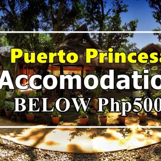 Cheap Accommodation Puerto Princesa