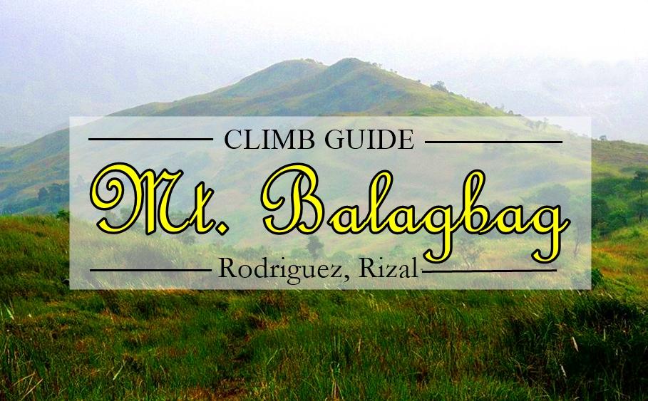 Mt Balagbag