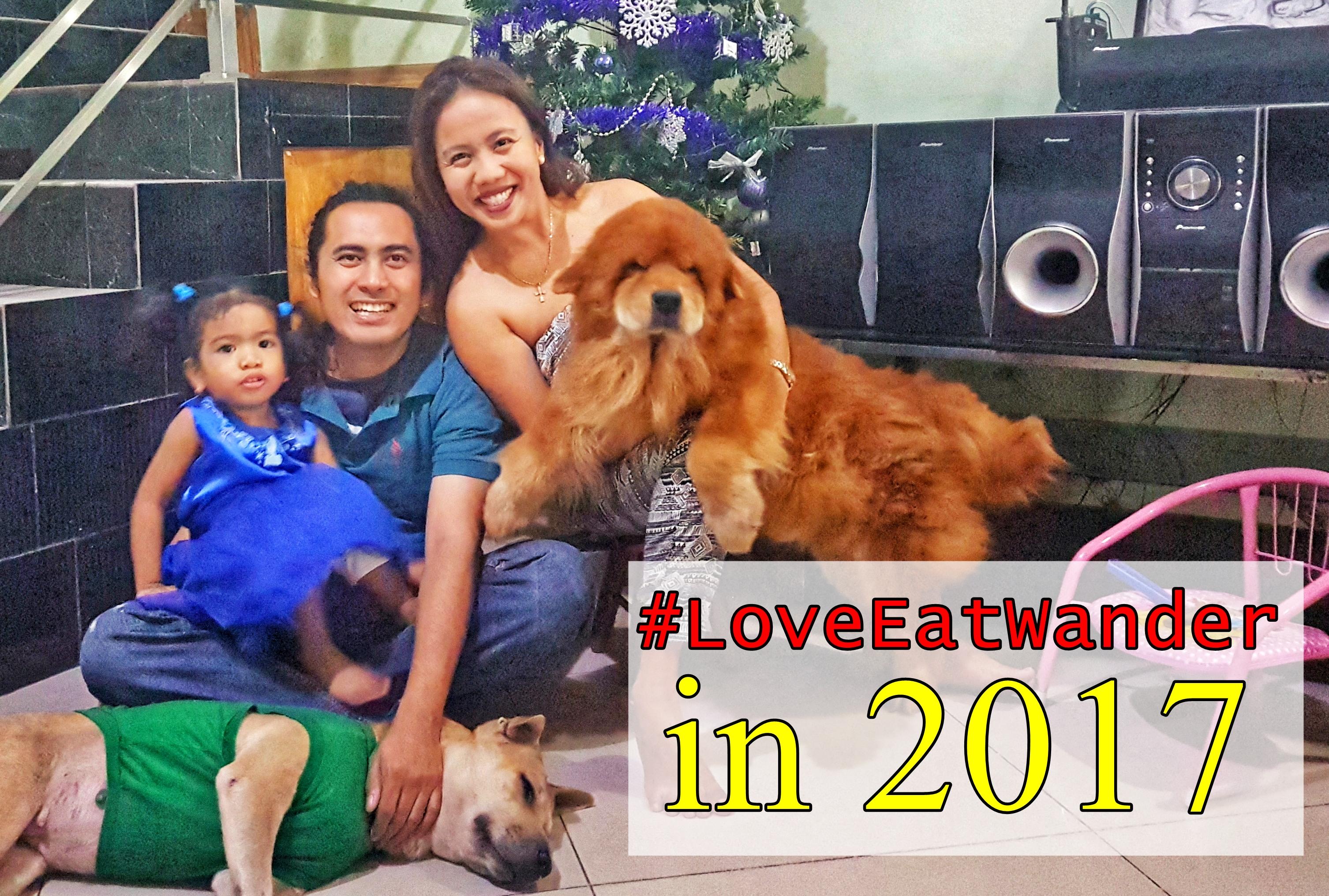 LoveEatWander in 2017