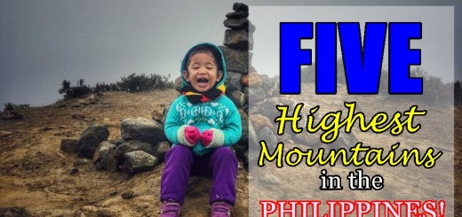 This Toddler has Climbed the 5 Highest Mountains Philippines