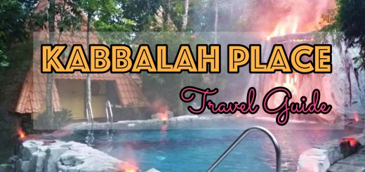 Kabbalah Place Travel Guide