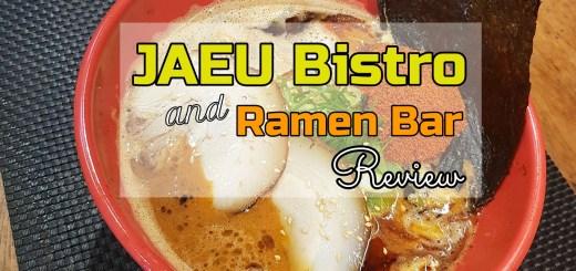 JAEU Bistro and Ramen Bar