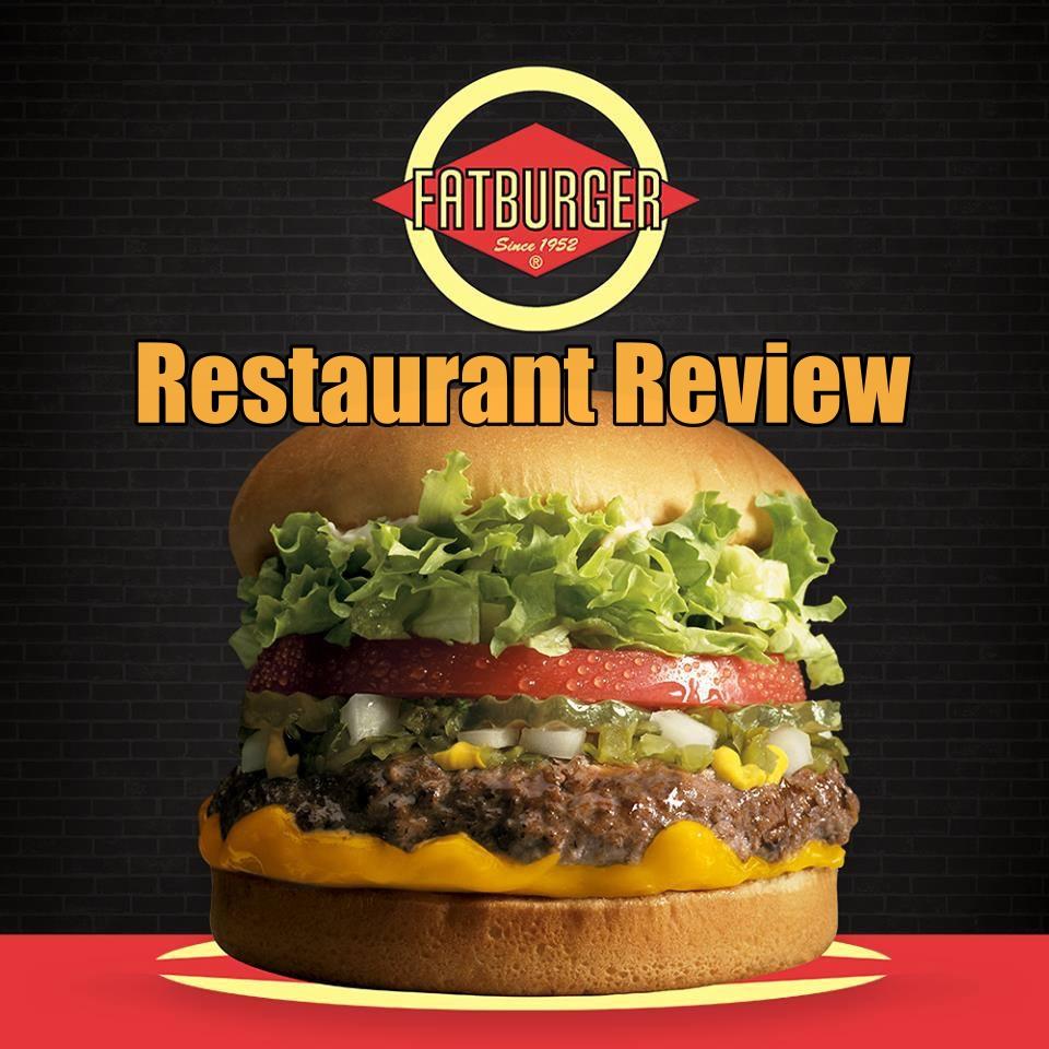 Fatburger Restaurant Review MOA