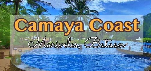 Camaya Coast Bataan