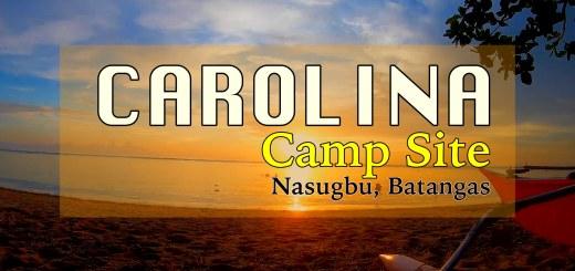 Carolina Campsite Batangas