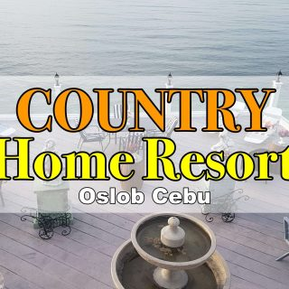 Country Home Resort Oslob, Cebu