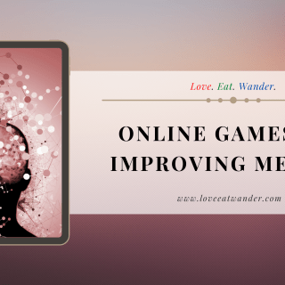 Online Games for Memory