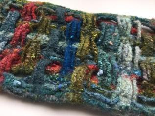 felted weaving
