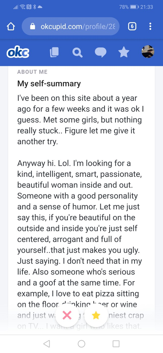 24 Dating Profile Examples For Men: Make the Perfect Profile to