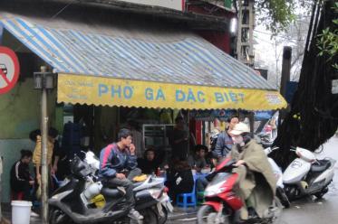 Best Phở bò in Hanoi
