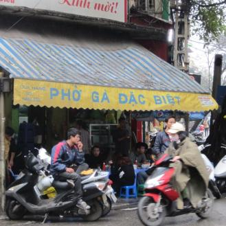 Best Phở bò in Hanoi