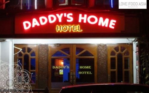 Daddy Home in Rangun