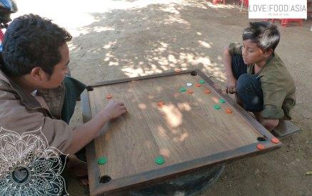 Spiele in Bagan