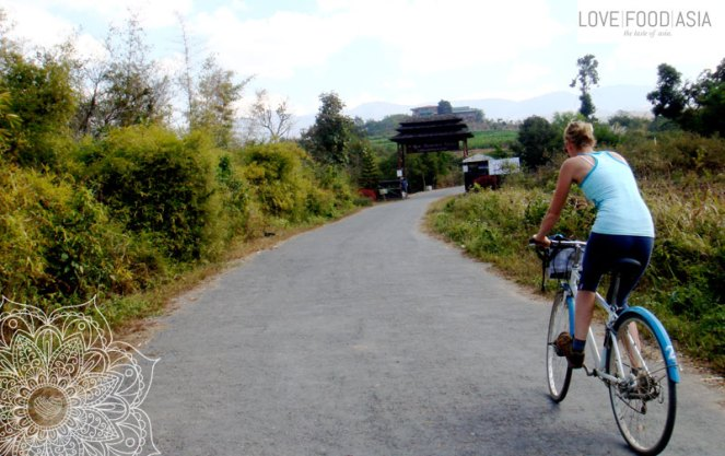 Bicycle tour around Inle Lake
