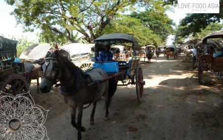 Public transport in Inwa