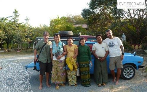 Some locals we met