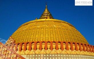 Temple in Sagaing