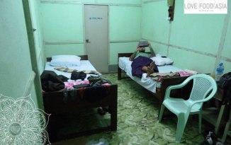 Unser Hotel in Thazi