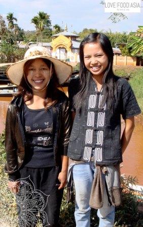 Momo und Thidar