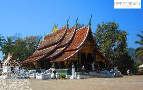 Wat Xieng Tong in Luang Prabang