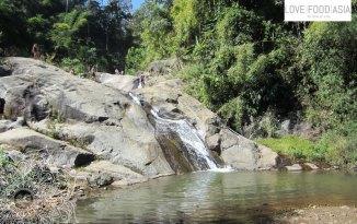 Waterfall near Pai