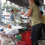 Street Food in Saigon