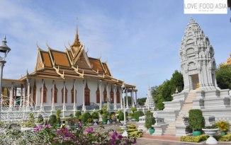 Silver pagoda Phnom Penh