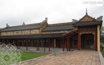 Die Zitadelle von Hue