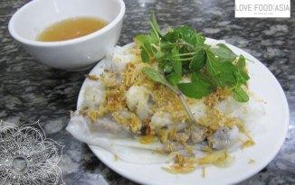 Banh Cuon in Hanoi