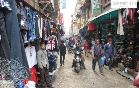 Kathmandu, Thamel