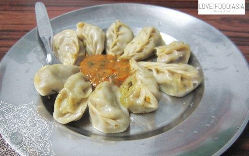 Nepalesische Momos