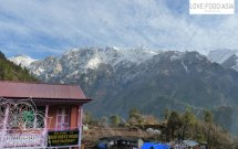 Perfect weather in Timang